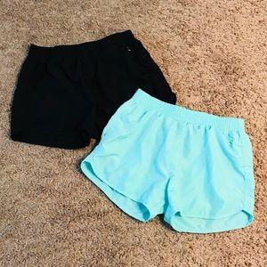 Bundle of girls athletic shorts